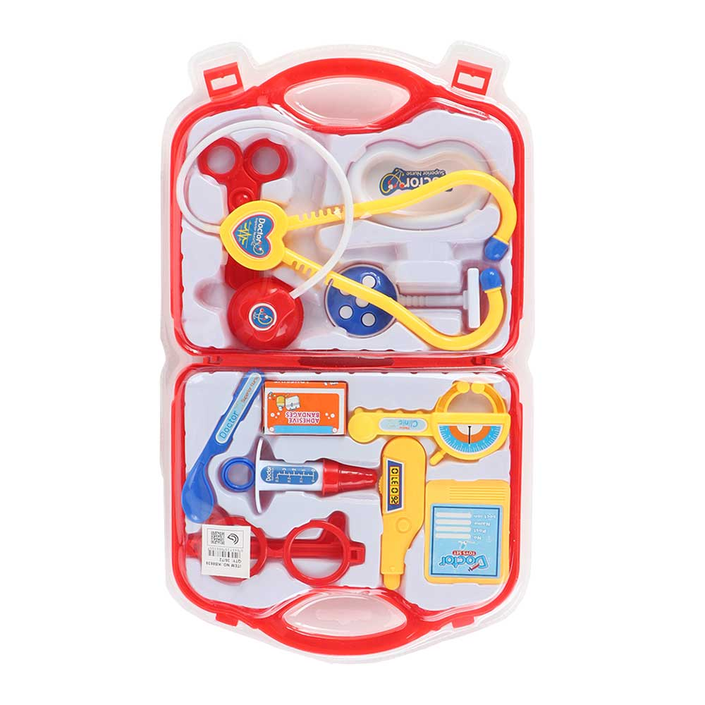 Doctor game kit Red متجر 15 وأقل