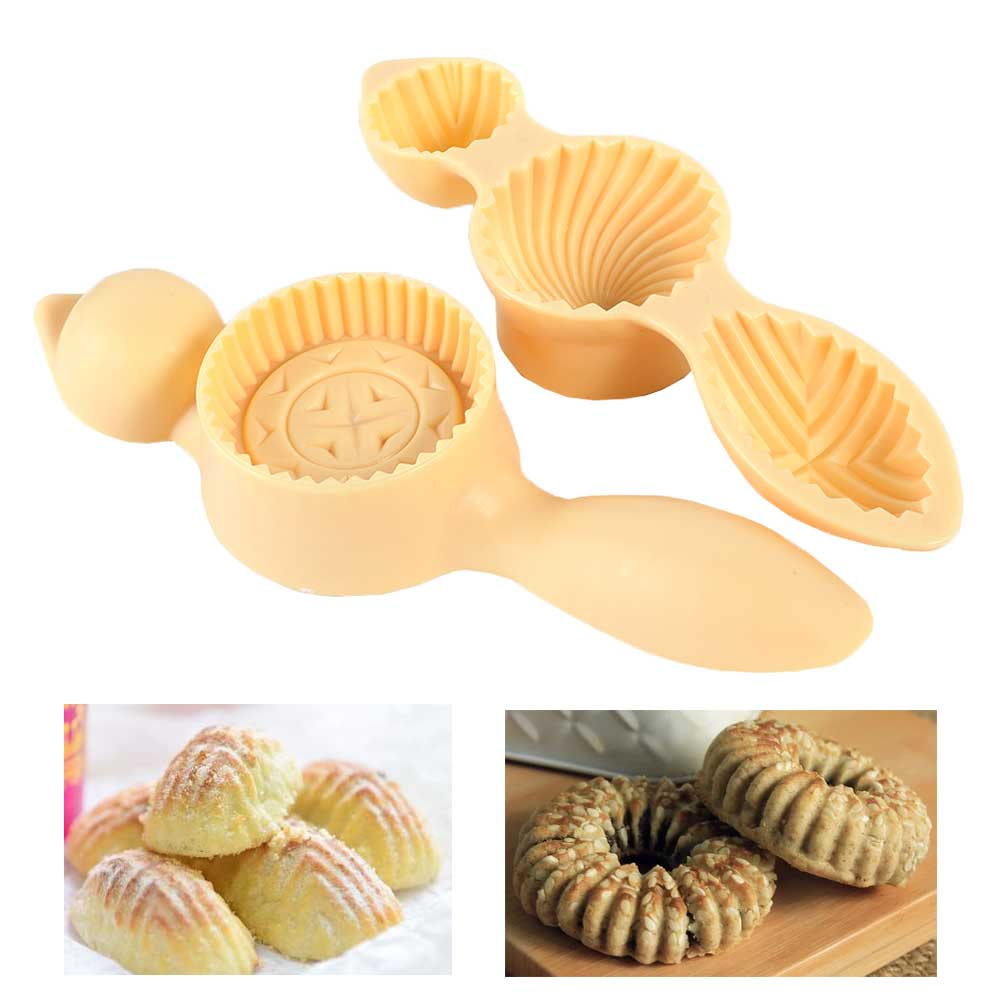 Maamoul Mold Multiple Shapes 8 Mold متجر 15 وأقل