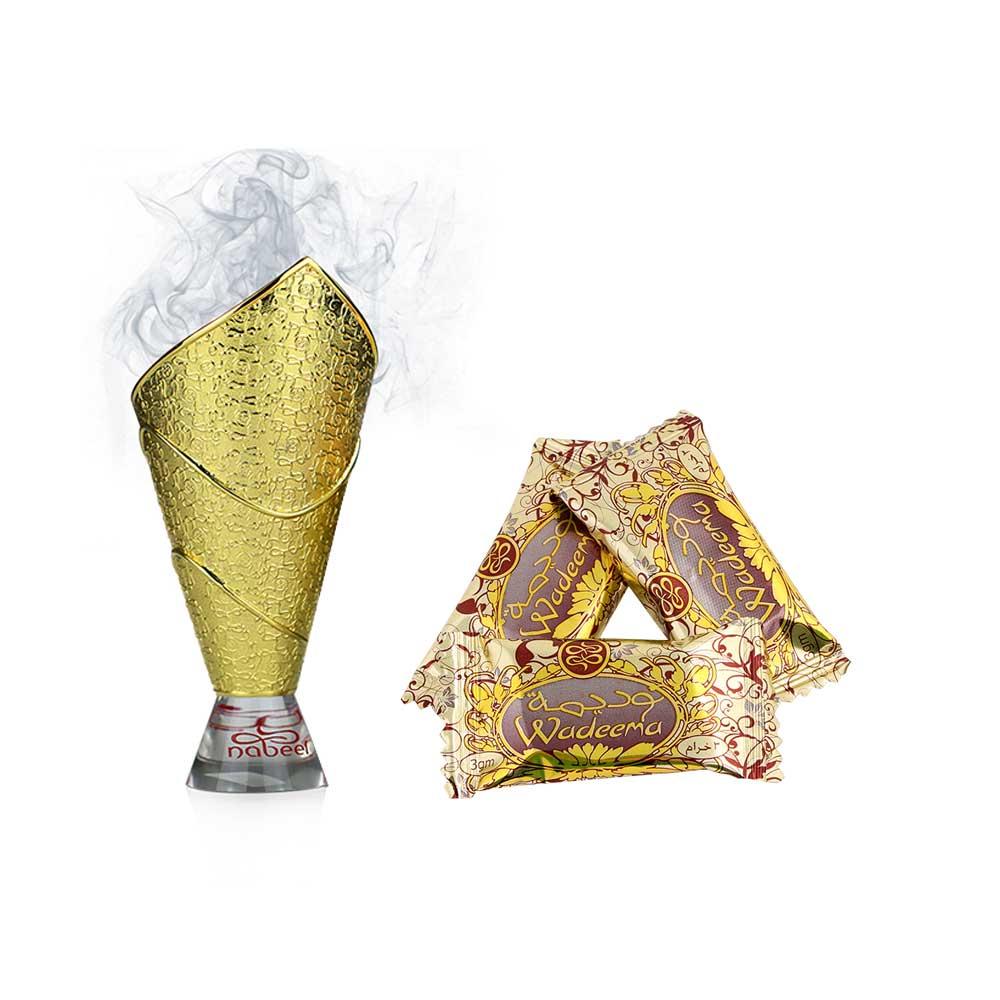 Al Nabil Mini Bakhoor Wadeema (Incense) 3Pcs in 3gr متجر 15 وأقل