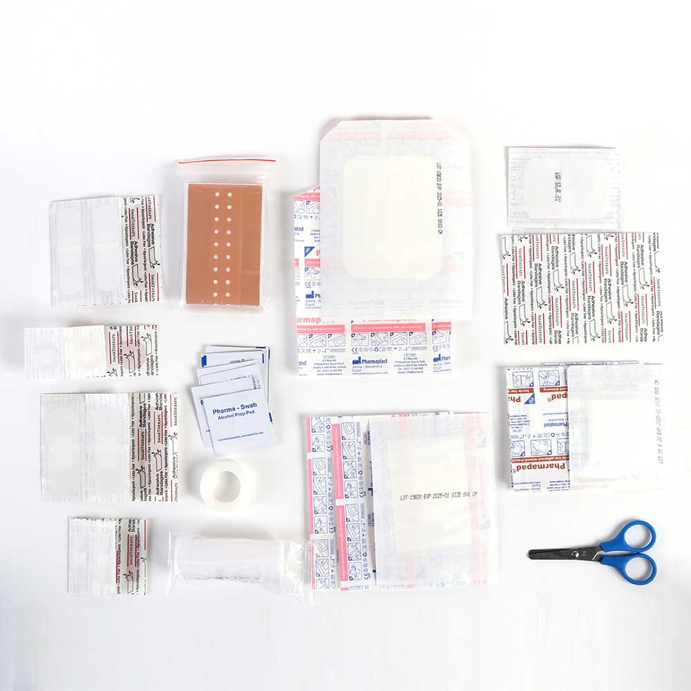 First Aid Adhesives Plasters متجر 15 وأقل