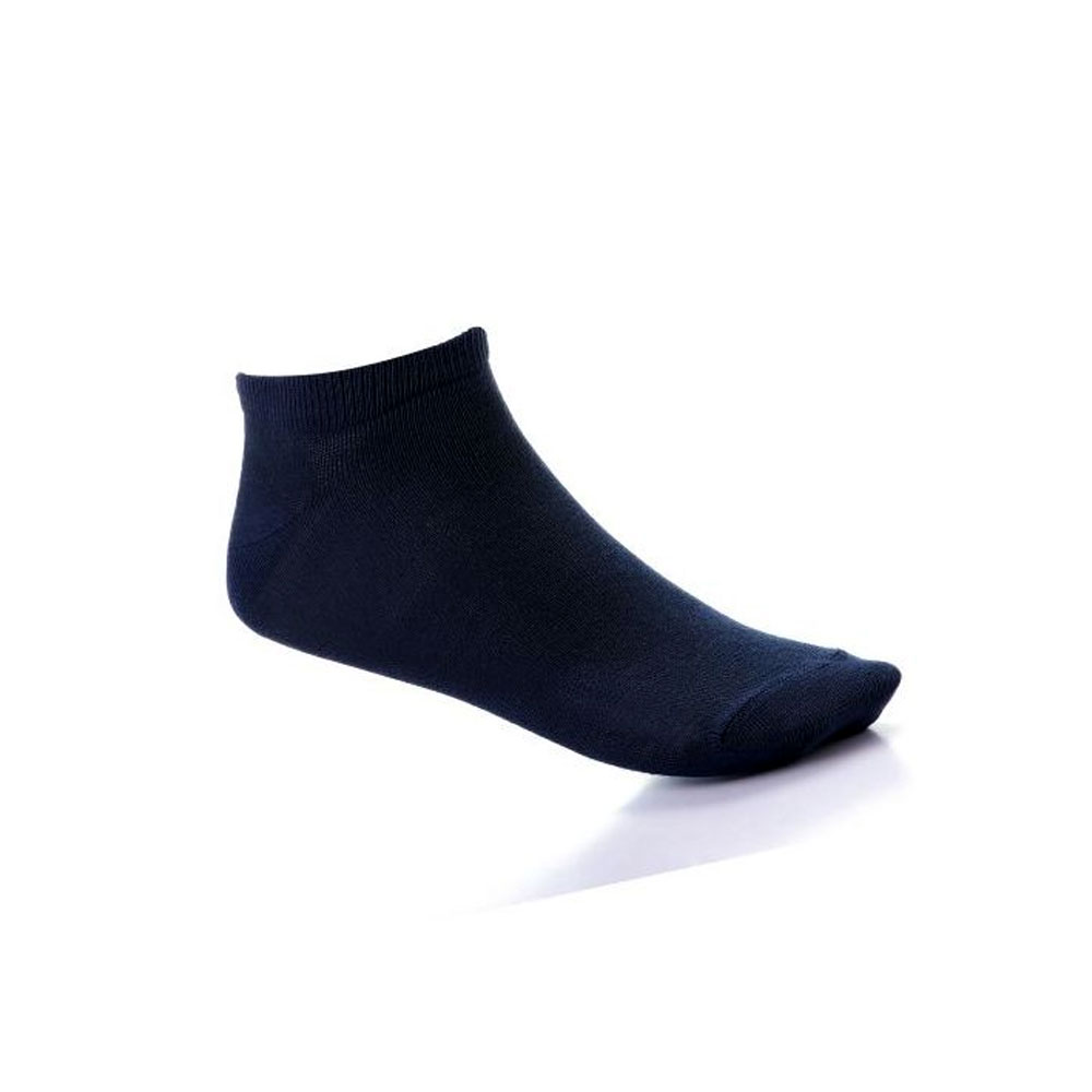 Short Socks Set for One Person in Dark Blue Color متجر 15 وأقل