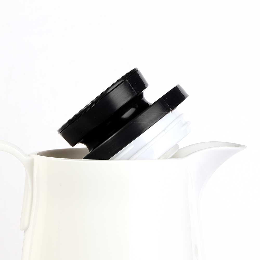 دلة شاي وقهوة رمضانية 1لتر - أسود متجر 15 وأقل