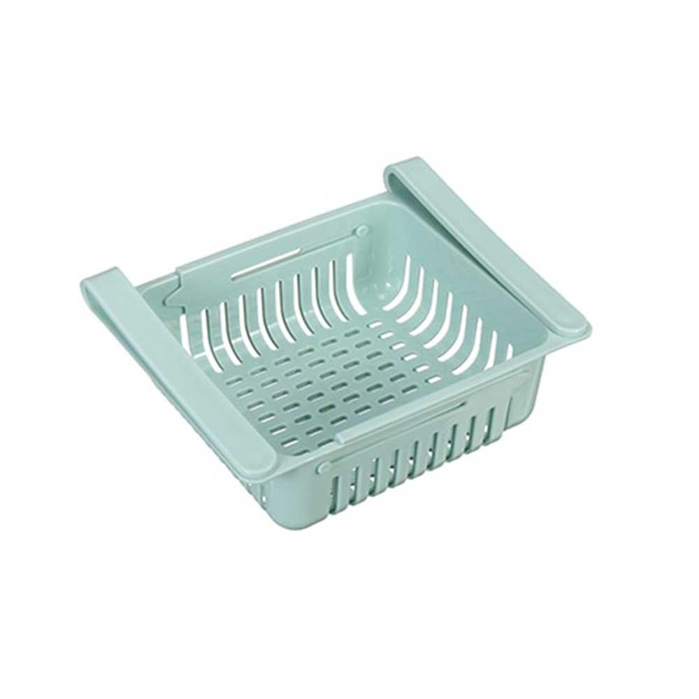 منظم تخزين للثلاجة والطاولات مرن المقاس عدد 2 قطعتين بلون تيفاني متجر 15 وأقل