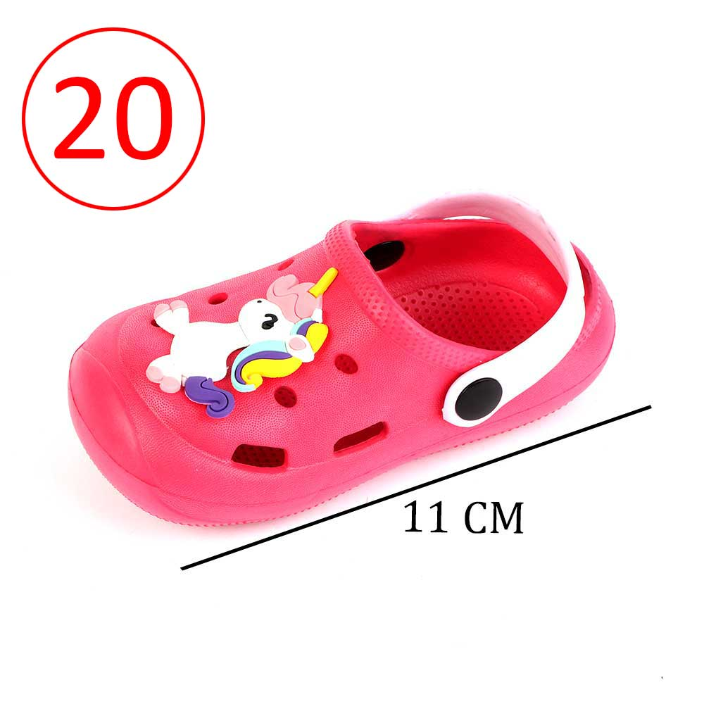 Kids Slippers Size 20 Color Pink متجر 15 وأقل