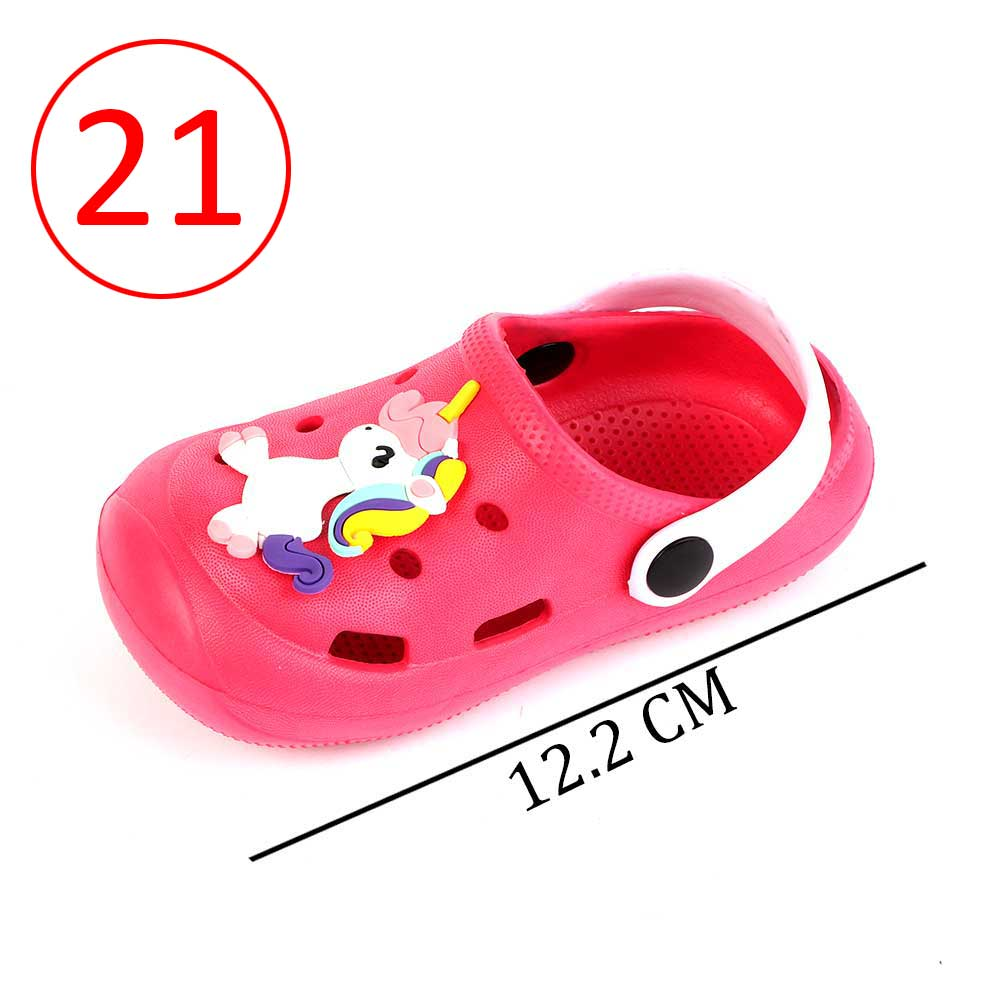 Kids Slippers Size 21 Color Pink متجر 15 وأقل