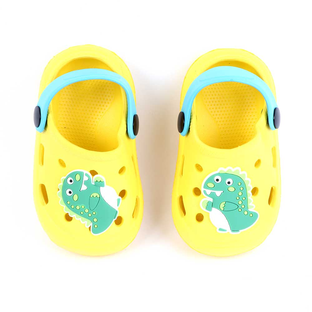 Kids Slippers Size 21 Color Yellow متجر 15 وأقل