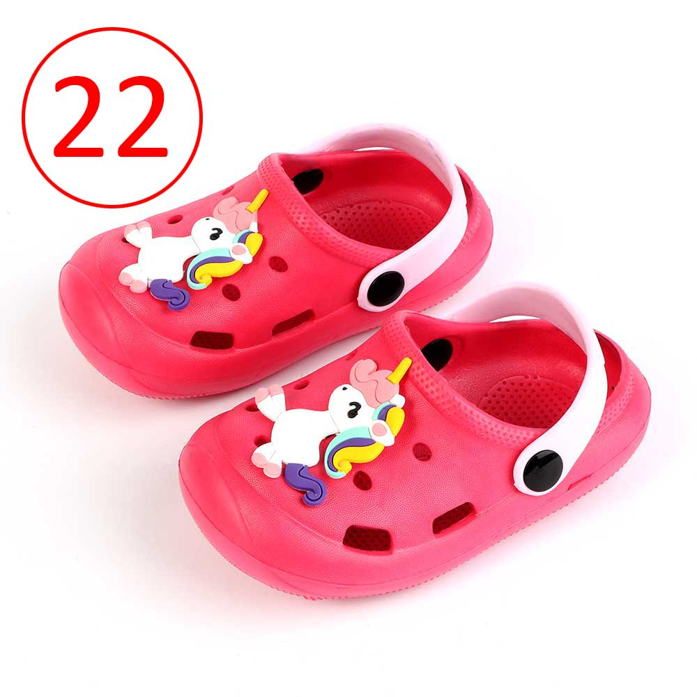 Kids Slippers Size 22 Color Pink متجر 15 وأقل