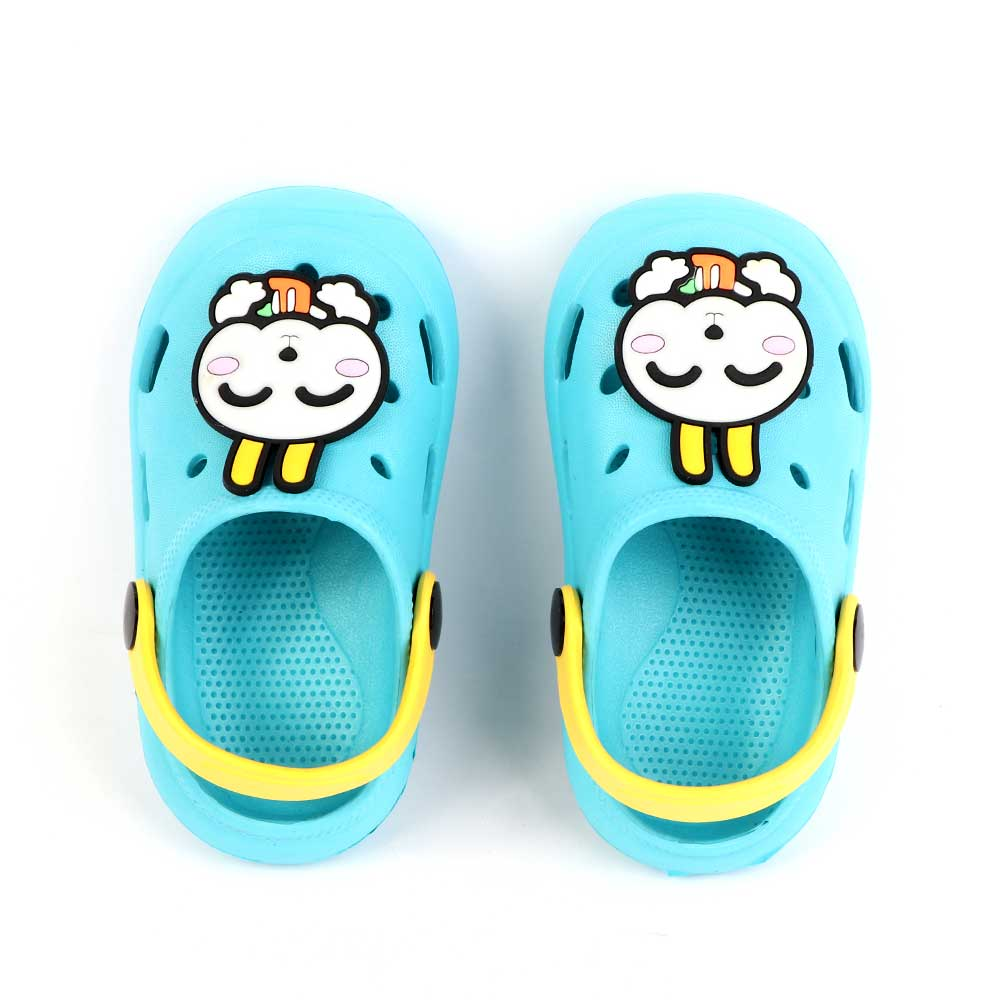 Kids Slippers Size 22 Color Baby Blue متجر 15 وأقل