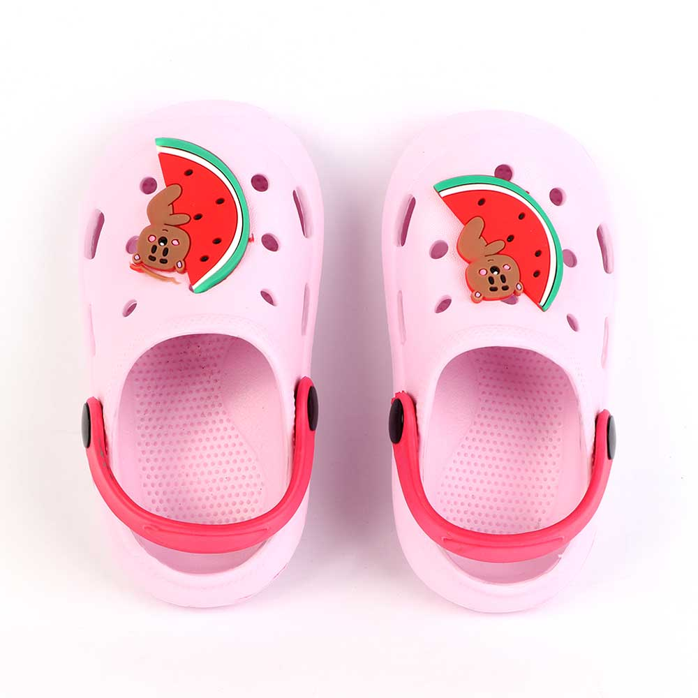 Kids Slippers Size 22 Color Light Pink متجر 15 وأقل