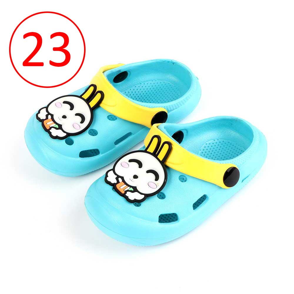 Kids Slippers Size 23 Color Baby Blue متجر 15 وأقل