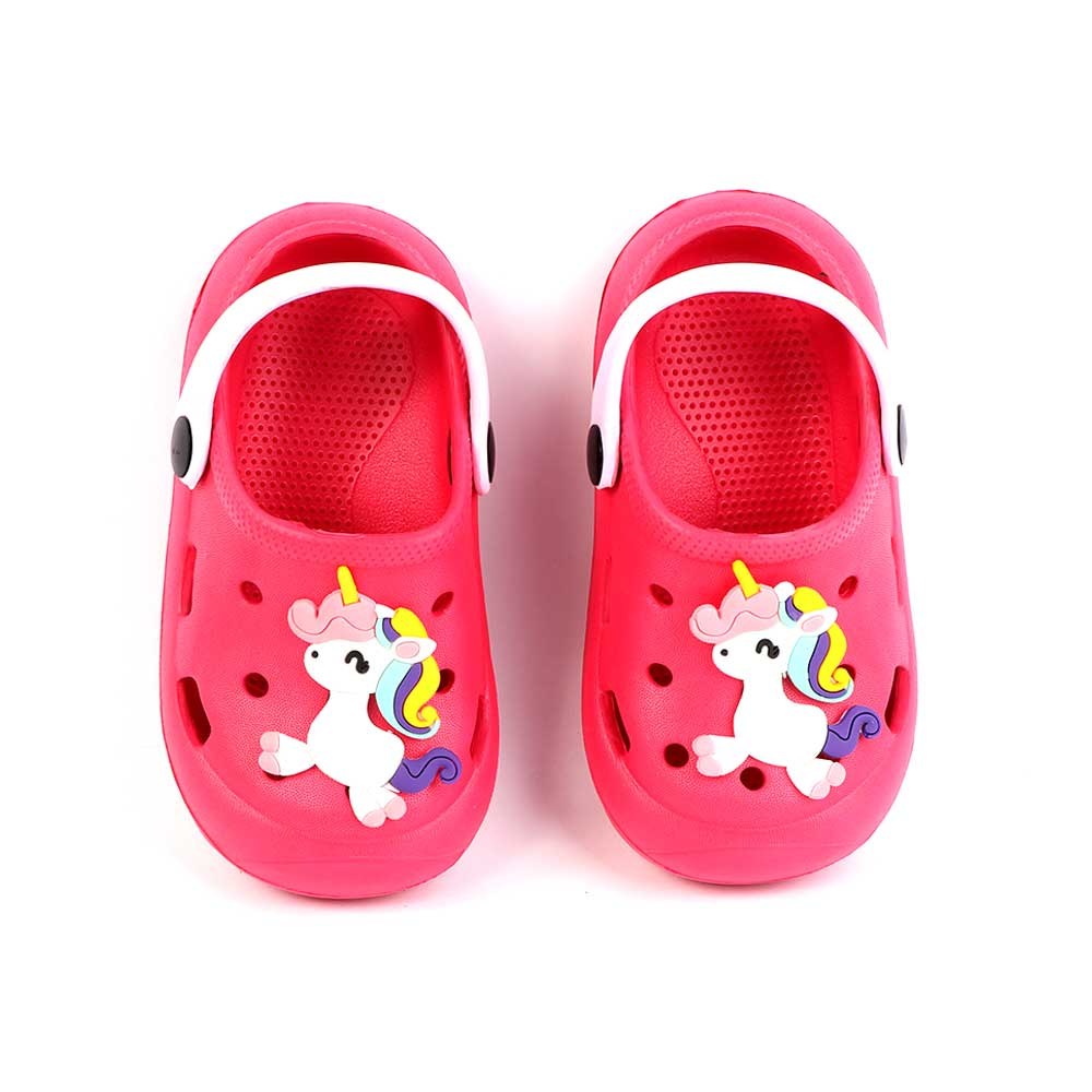 Kids Slippers Size 23 Color Pink متجر 15 وأقل