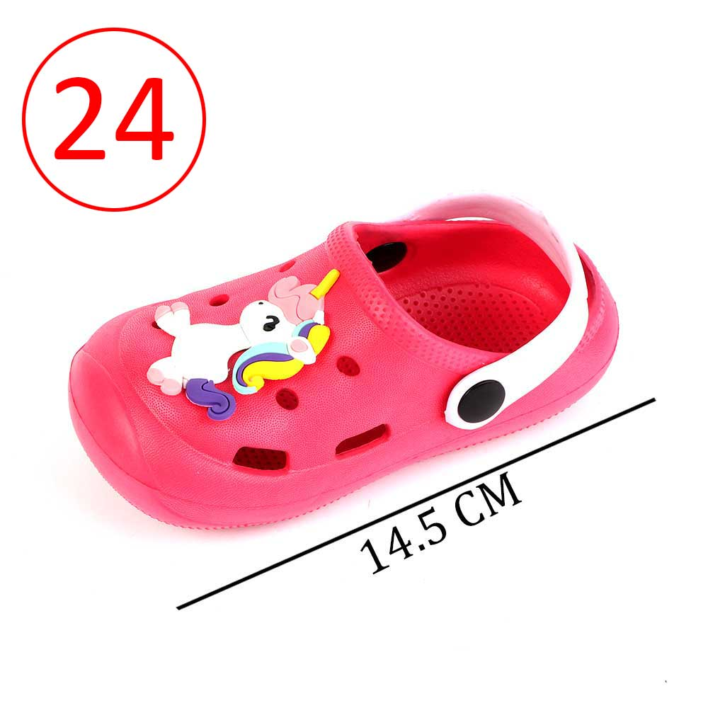 Kids Slippers Size 24 Color Pink متجر 15 وأقل