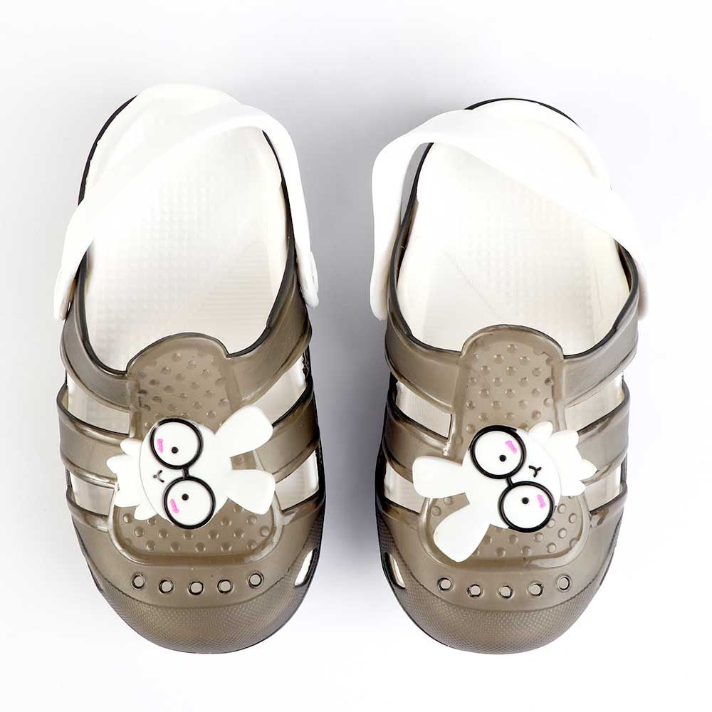 Kids Slippers that lights up Size 28 Color Black متجر 15 وأقل