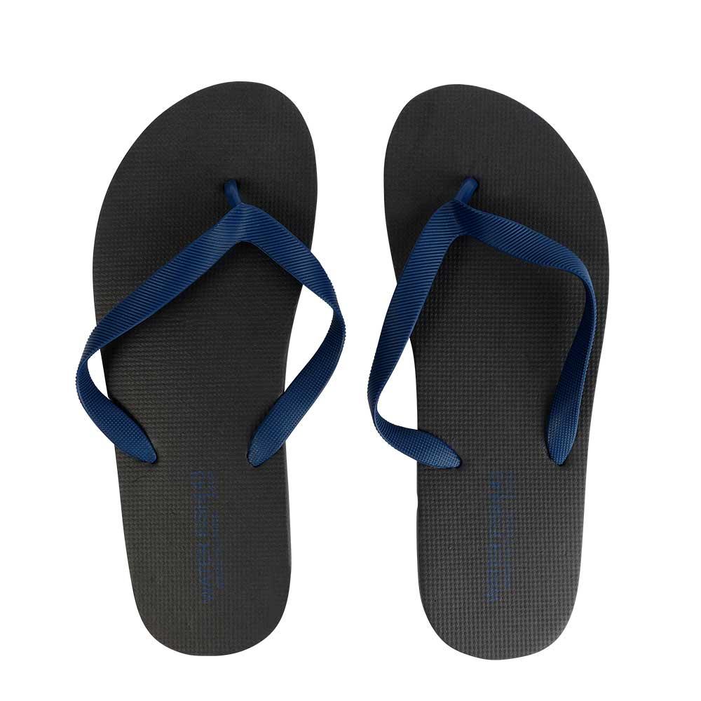 حذاء للرجال مطاط خفيف مقاس 43 لون أسود و كحلي متجر 15 وأقل