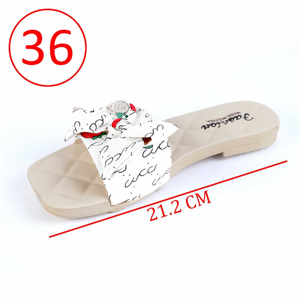 Bowknot Shoes For Women Size 36 Color White متجر 15 وأقل
