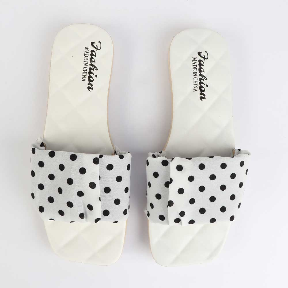 Women Shoes Dotted size 37 Color White متجر 15 وأقل