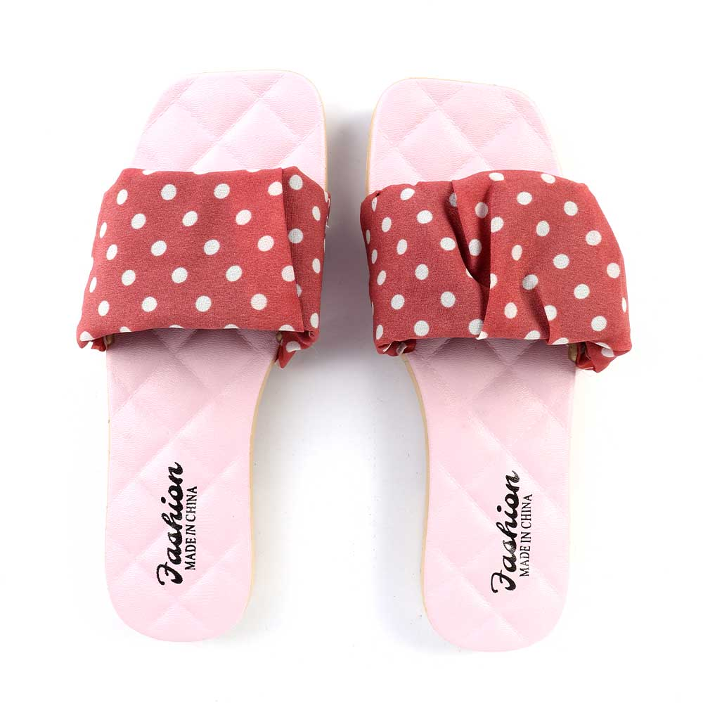 Women Shoes Dotted size 36 Color Pink متجر 15 وأقل