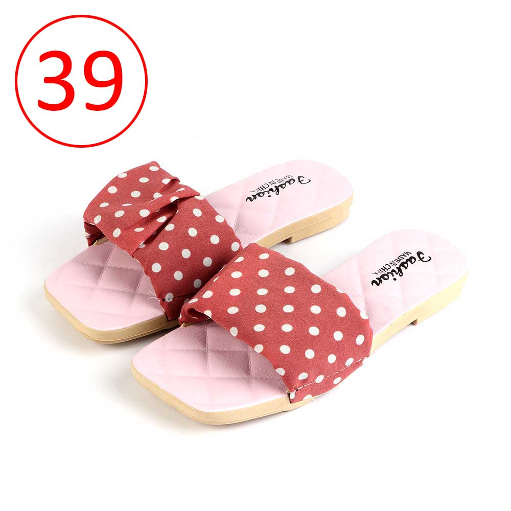 Women Shoes Dotted size 39 Color Pink متجر 15 وأقل
