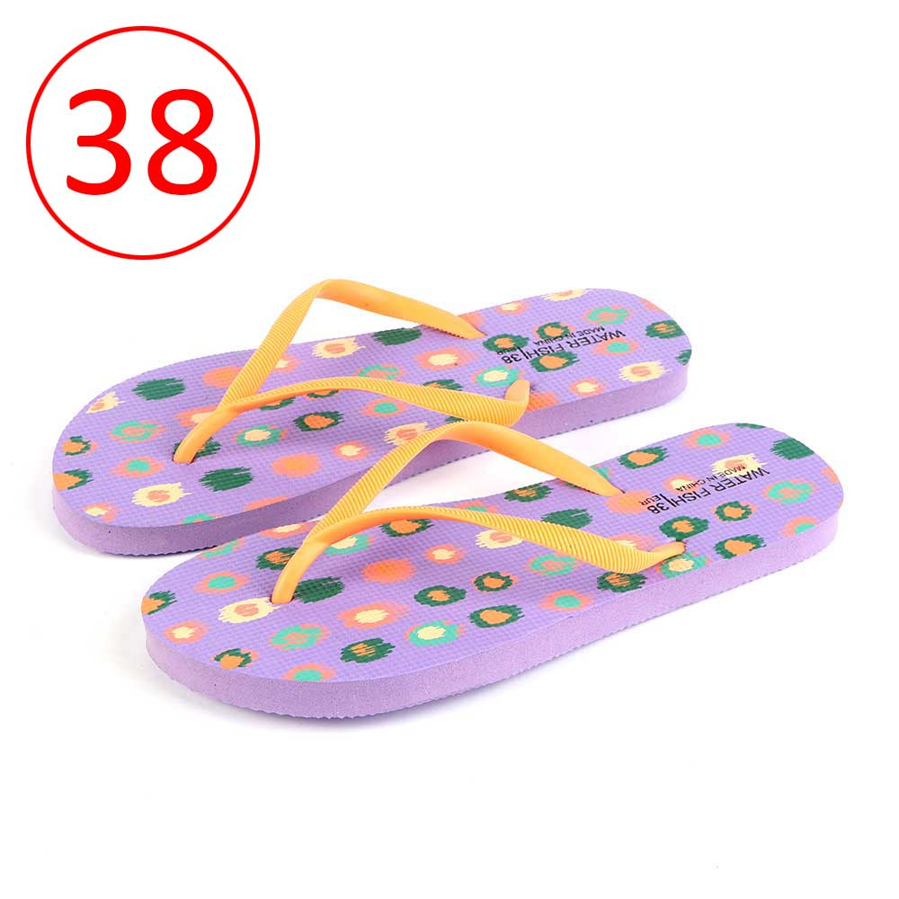 Women Shoes With Colored Dots Size 38 Color Purple متجر 15 وأقل