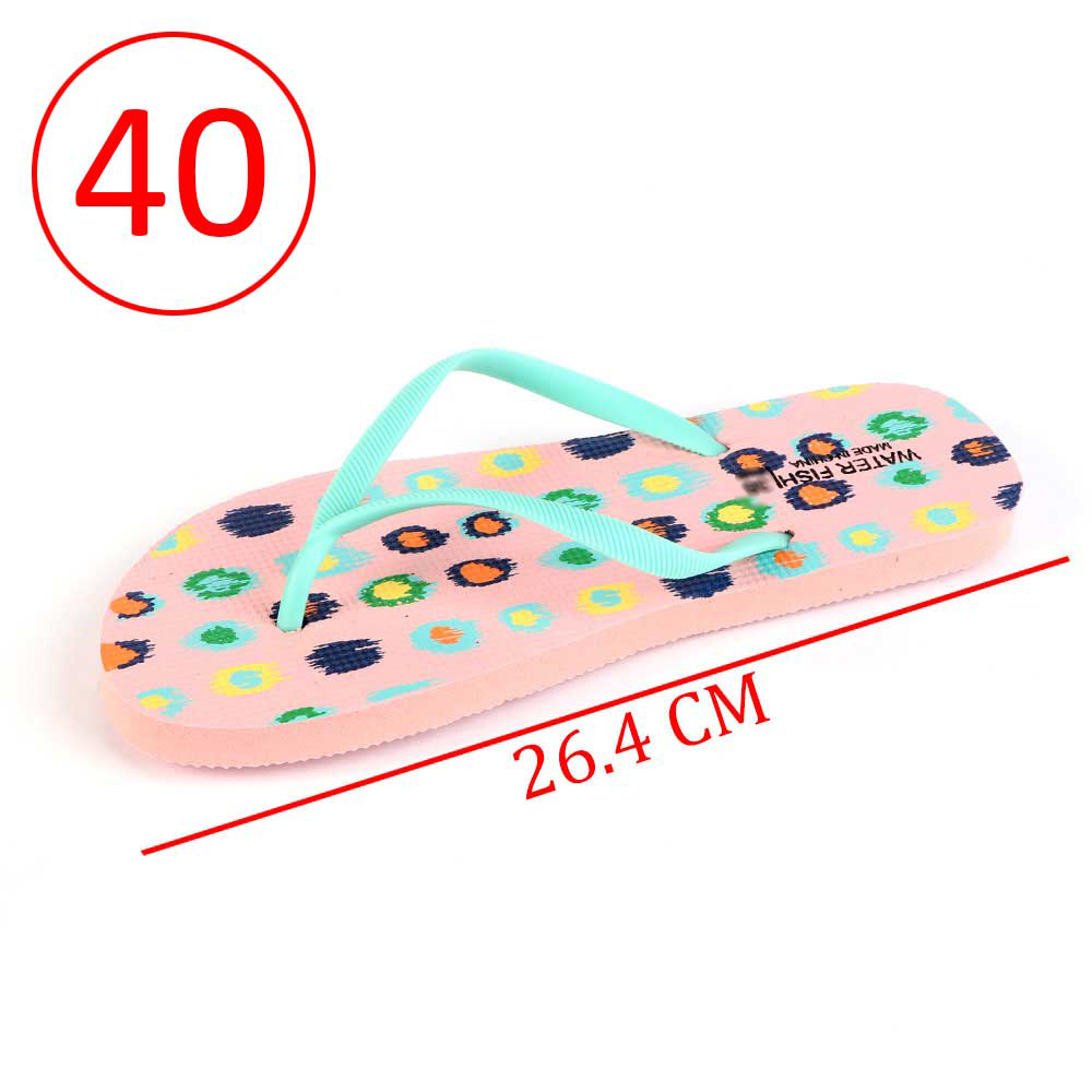 Women Shoes With Colored Dots Size 40 Color Pink متجر 15 وأقل