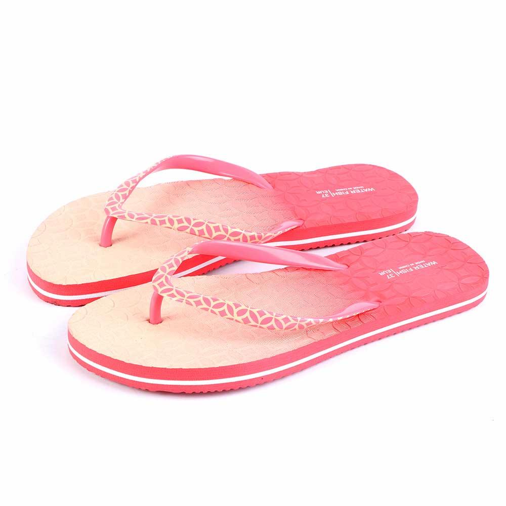 حذاء لونين للسيدات مقاس 38 لون بيج و وردي متجر 15 وأقل