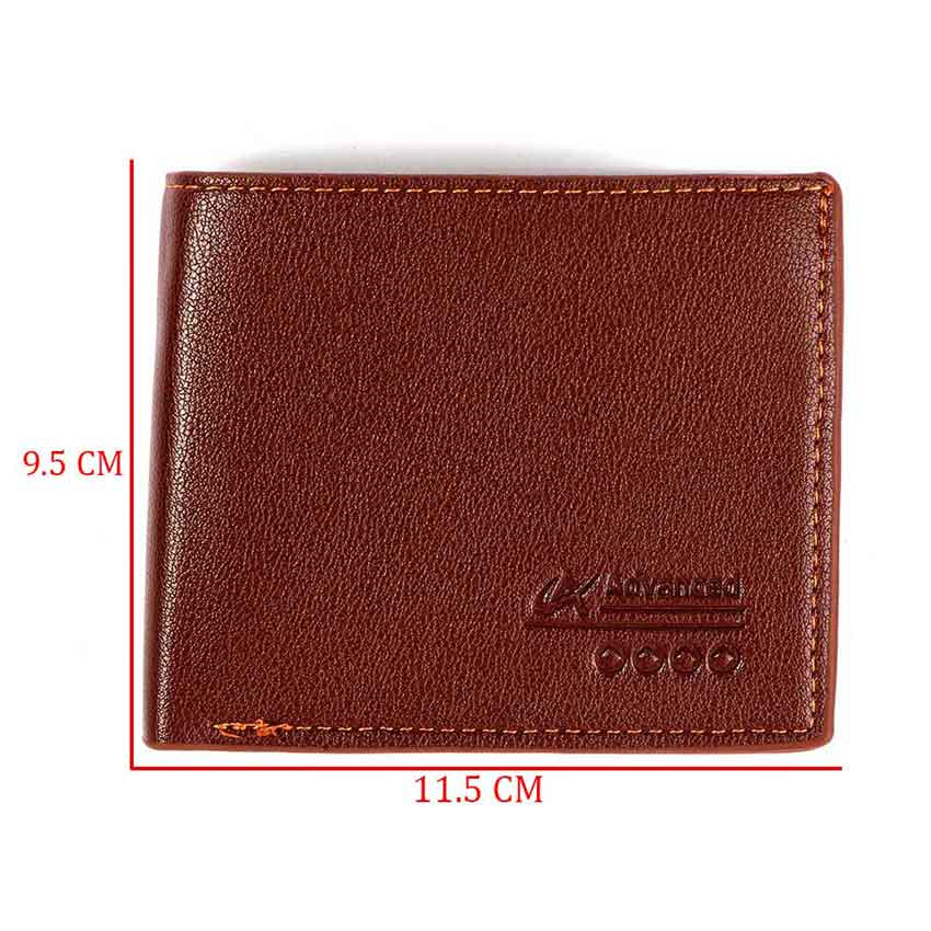 Large brown wallets for men متجر 15 وأقل