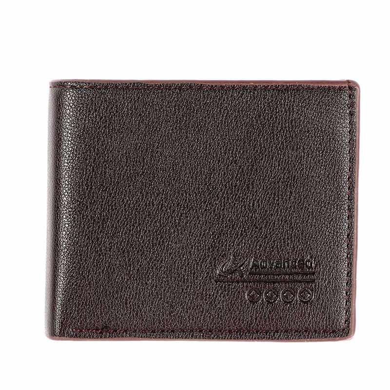 Large dark brown wallets for men متجر 15 وأقل