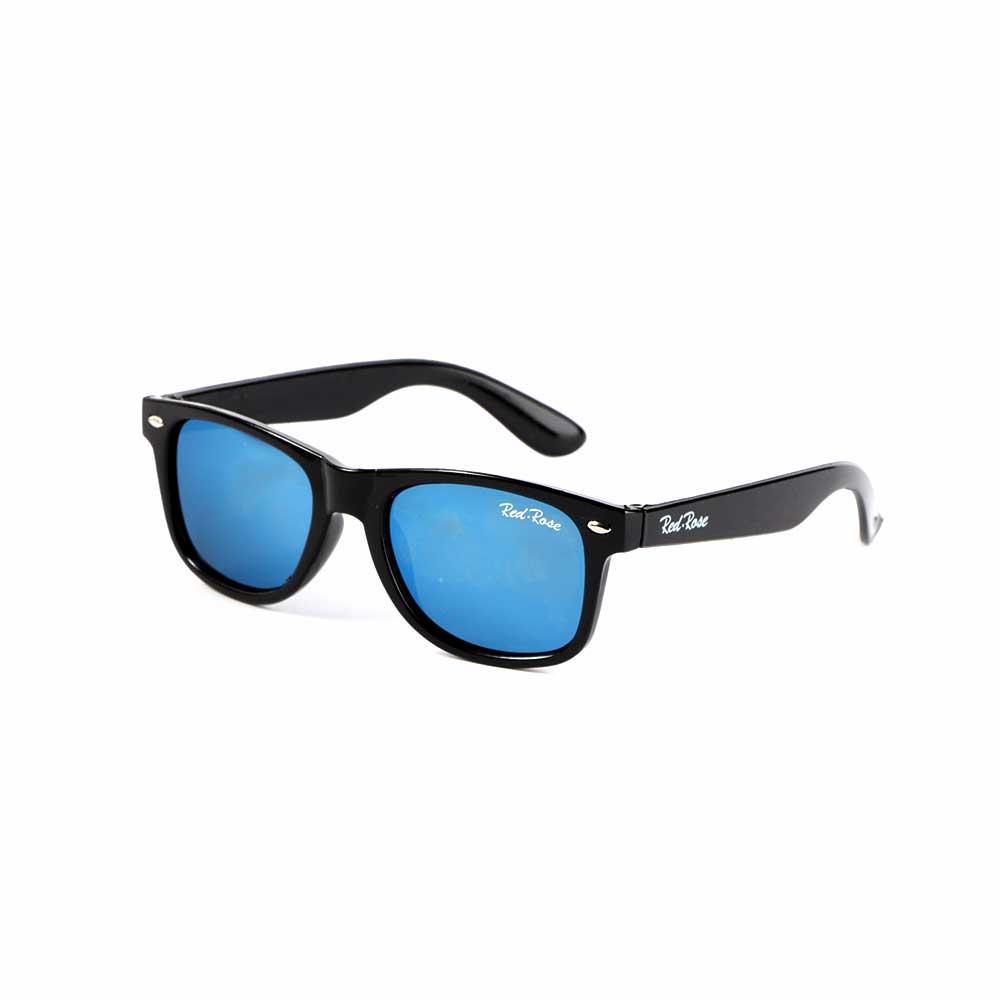 ريد روز - نظارة أطفال - أسود عدسة ملونة متجر 15 وأقل