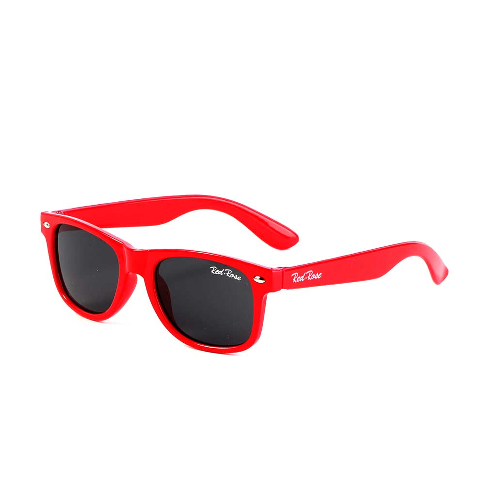 Red rose - children's sunglasses - red متجر 15 وأقل