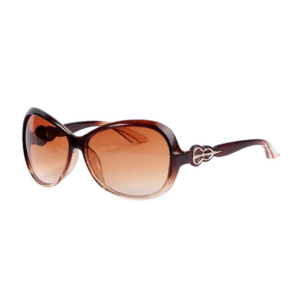 نظارة شمسية للسيدات بني متجر 15 وأقل