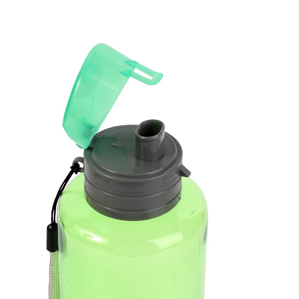 زمزمية بلاستيكية لون أخضر و وردي -قطعتين متجر 15 وأقل