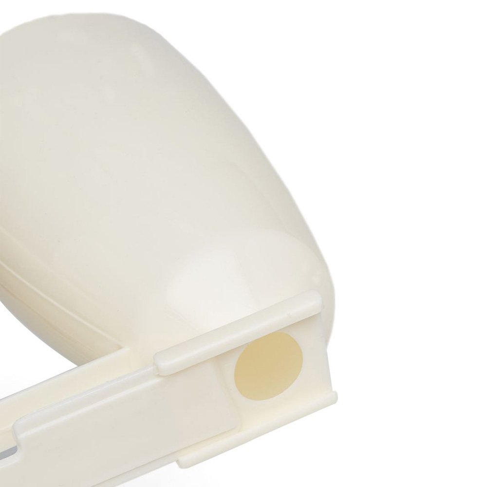 جهاز لصنع لقمة القاضي لون أبيض متجر 15 وأقل