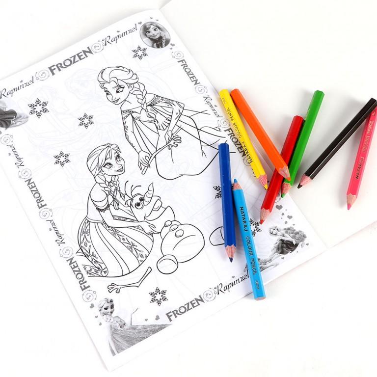 قصص وكتب تلوين رائعة للأطفال مع أفضل عروض متجر 15 وأقل