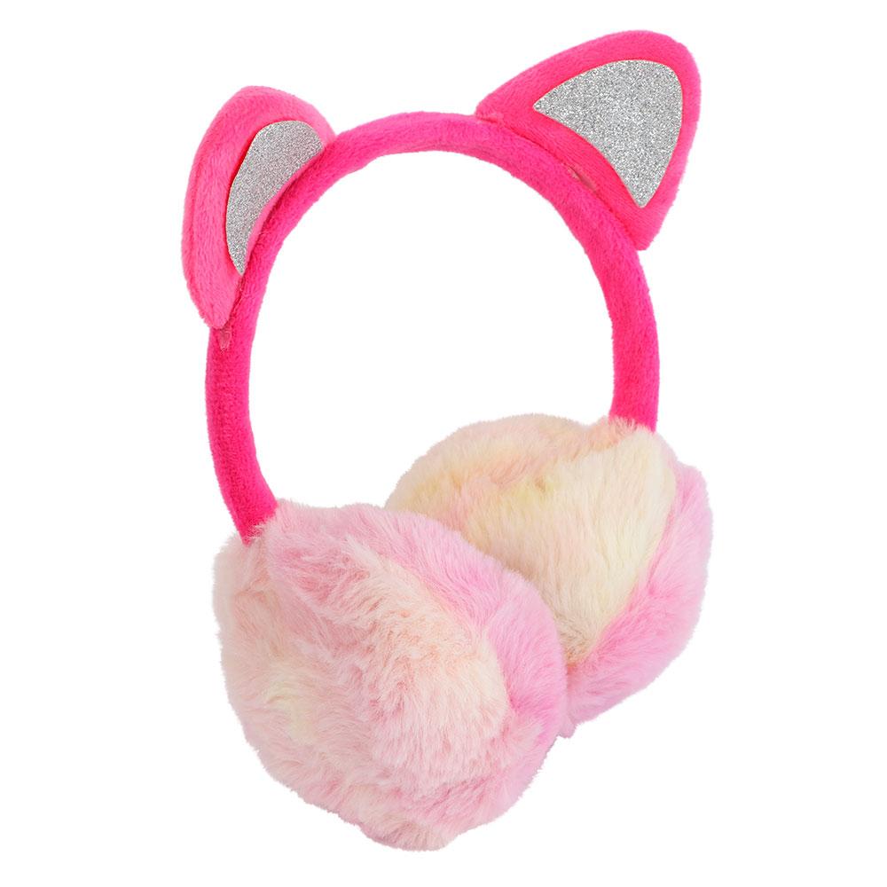 Earmuffs For Children Color Fuchsia متجر 15 وأقل