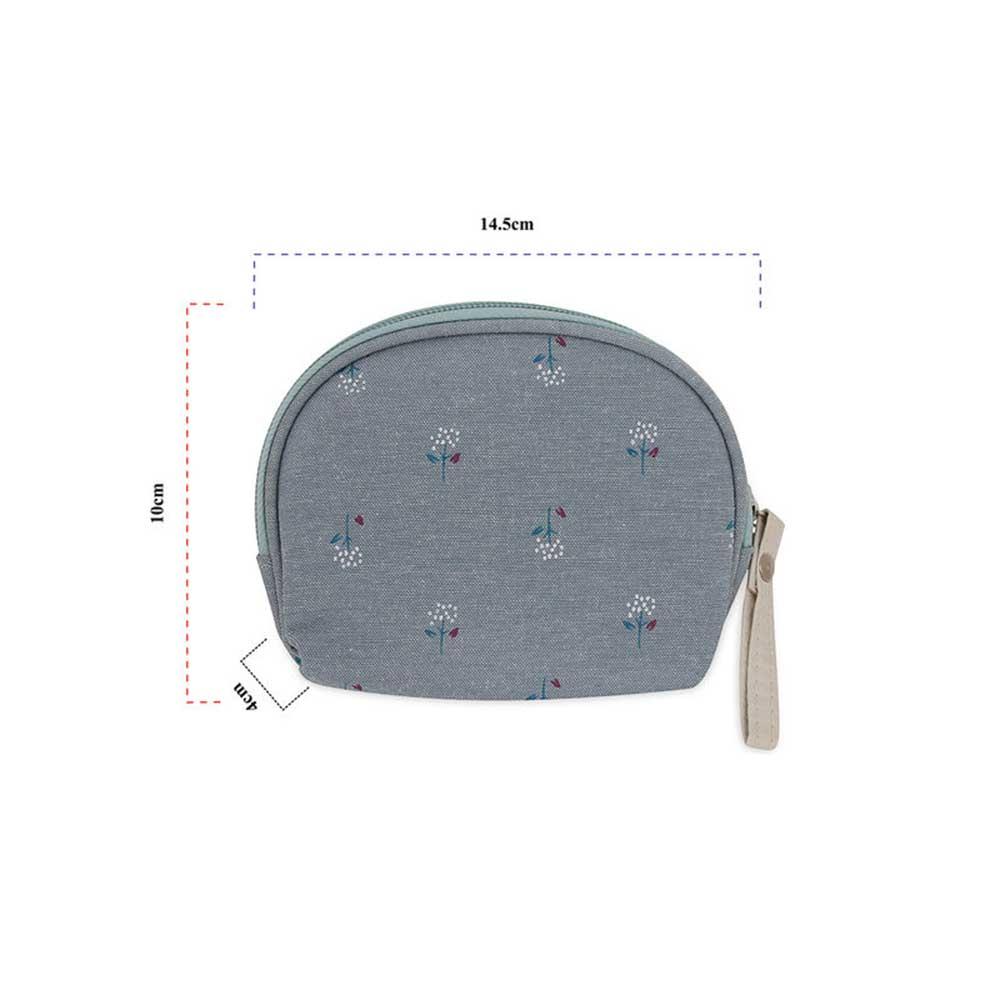 Makeup Bags 3-Pieces Color Blue متجر 15 وأقل
