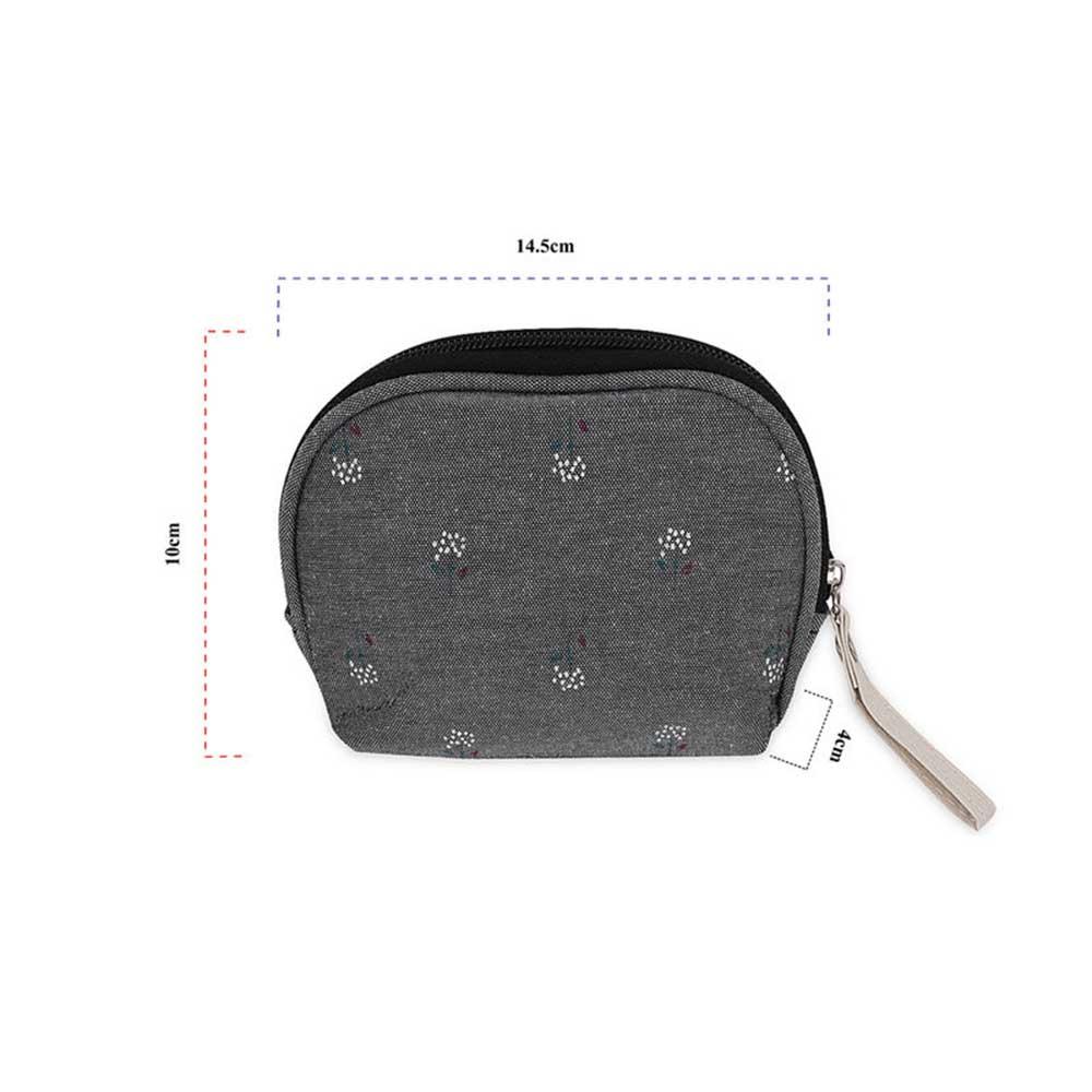 حقيبة منظمة لأدوات التجميل 3 قطع لون أسود متجر 15 وأقل
