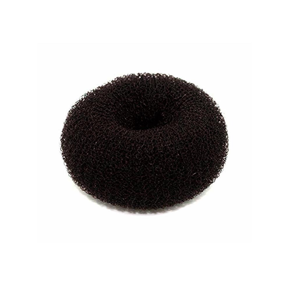 Hair Bun Shaper Color Brown Size Medium متجر 15 وأقل
