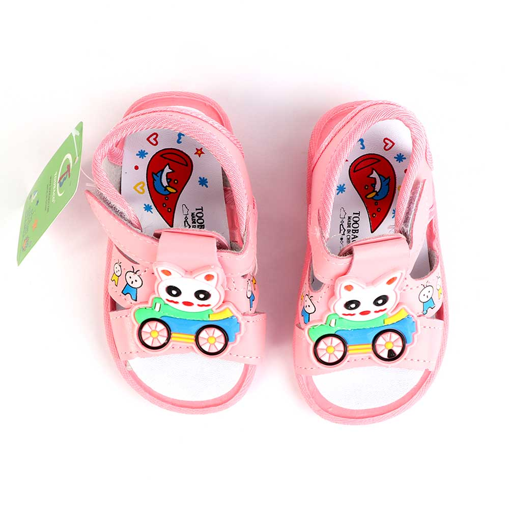 Children Shoes With Whistle Size 18 Color Pink متجر 15 وأقل