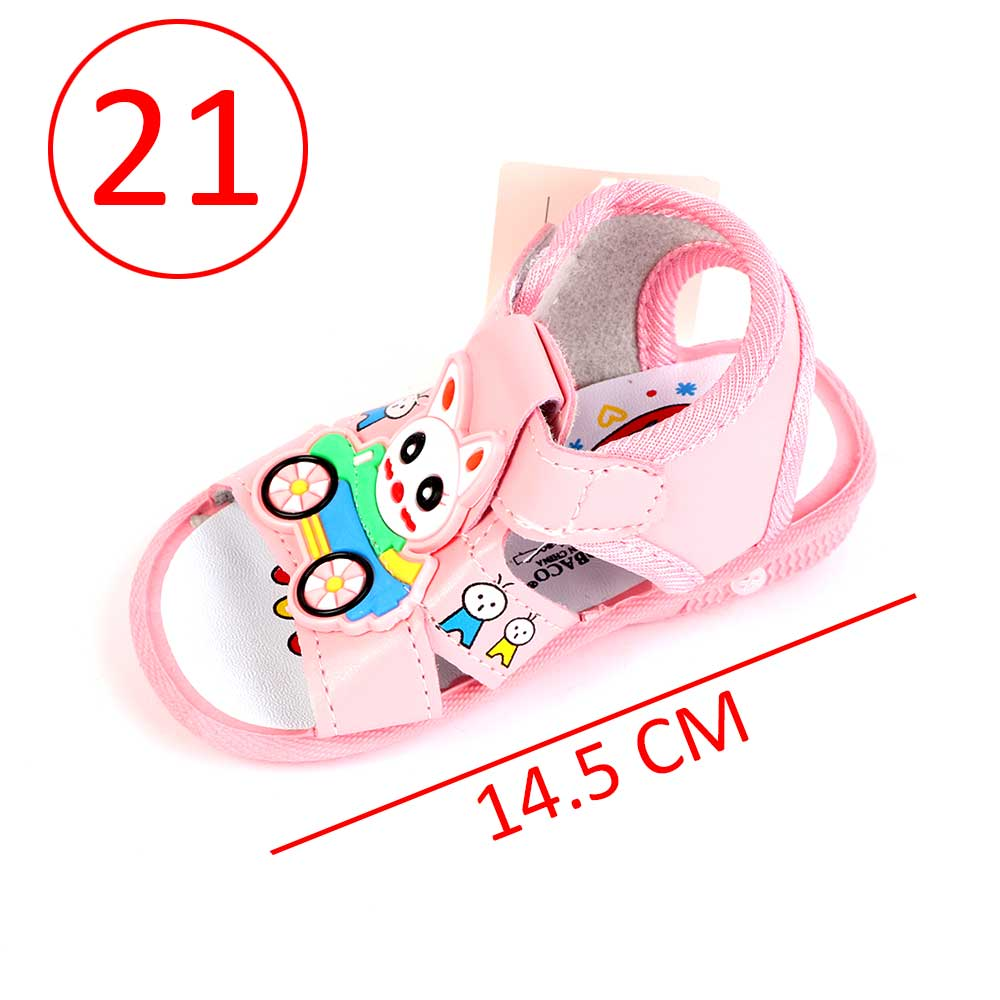 Children Shoes With Whistle Size 21 Color Pink متجر 15 وأقل