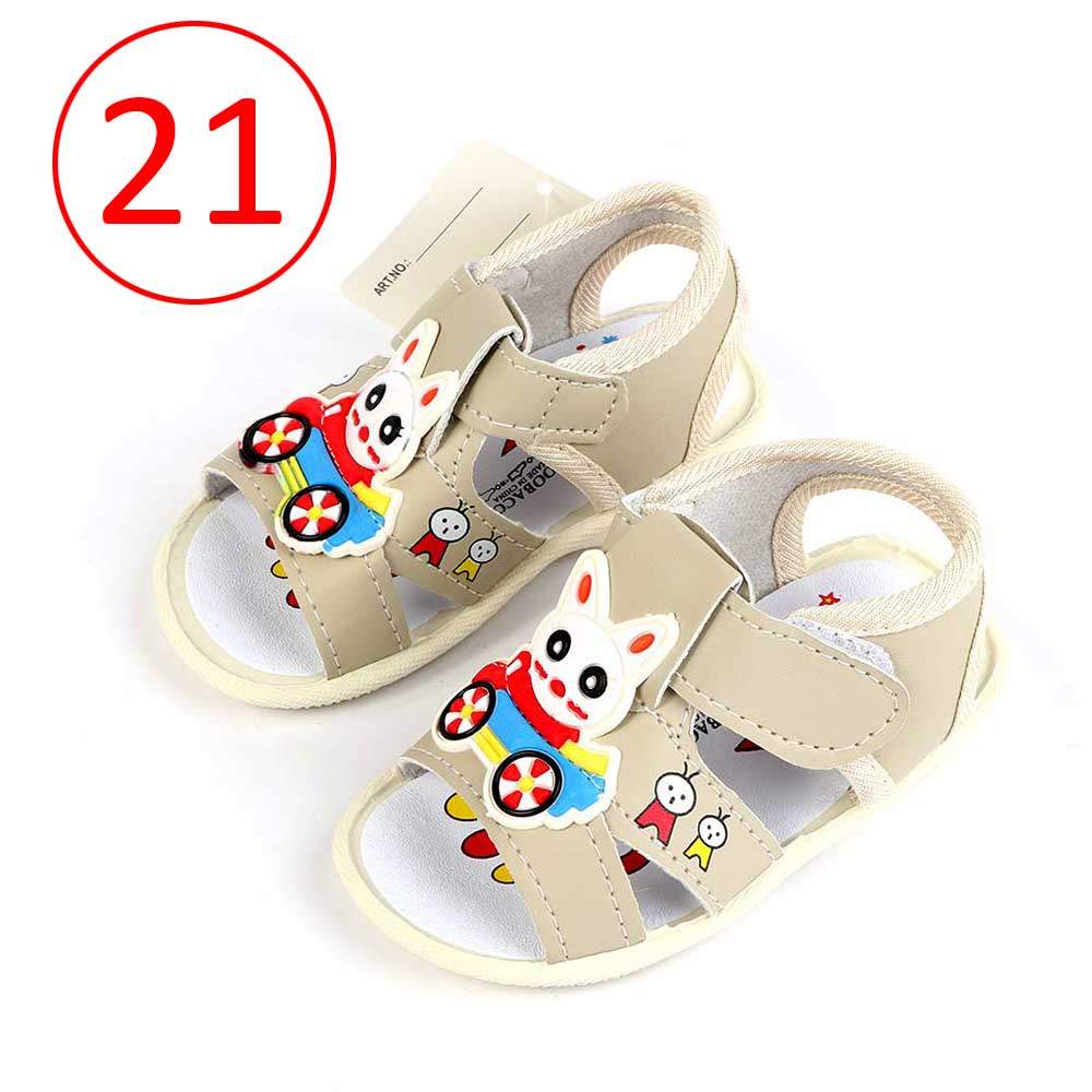Children Shoes With Whistle Size 21 Color Beige متجر 15 وأقل