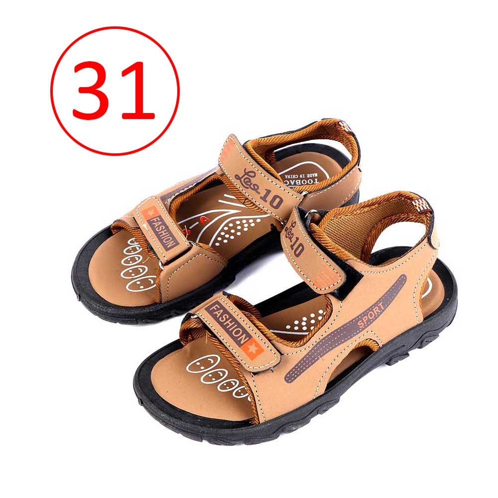 Boys' Shoes Size 31 - Color Brown متجر 15 وأقل