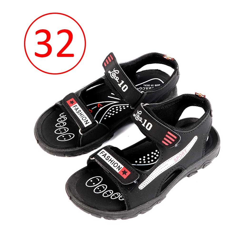 Boys' Shoes Size 32 Color Black متجر 15 وأقل