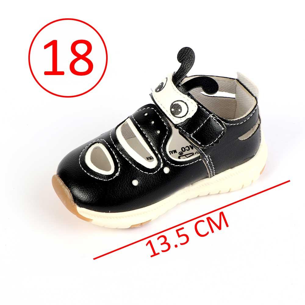 Children Shoes Size 18 Color Black متجر 15 وأقل