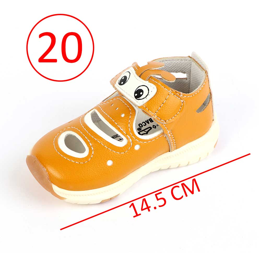 Children Shoes Size 20 Color Yellow متجر 15 وأقل