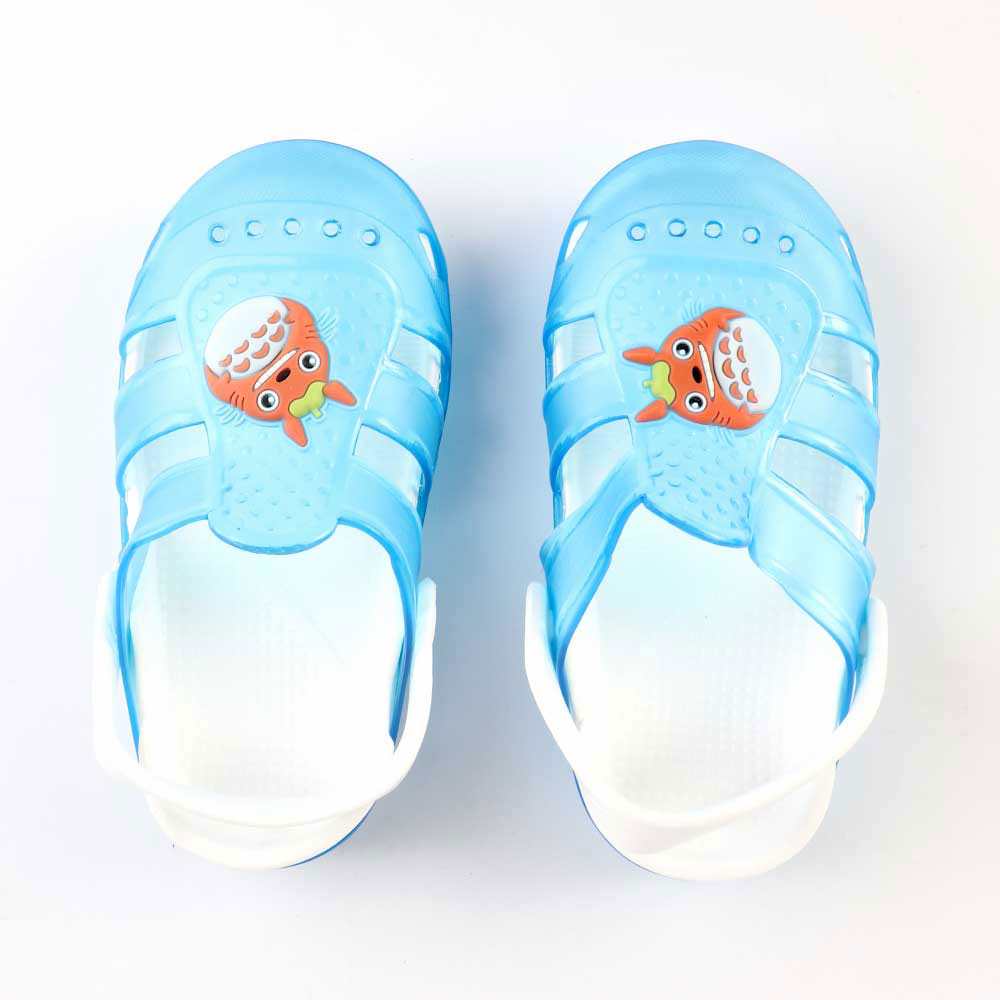Kids Slippers that lights up Size 31 Color Blue متجر 15 وأقل