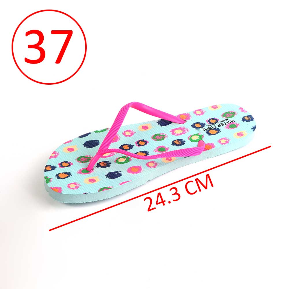 Women Shoes With Colored Dots Size 37 Color Blue متجر 15 وأقل