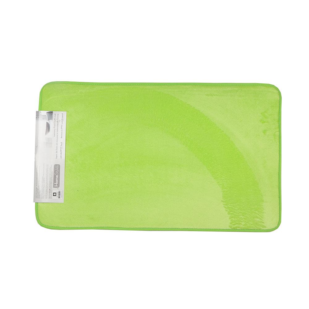 دعسة ناعمة إسفنجية لباد مقاس 79×50 سم لون أخضر متجر 15 وأقل