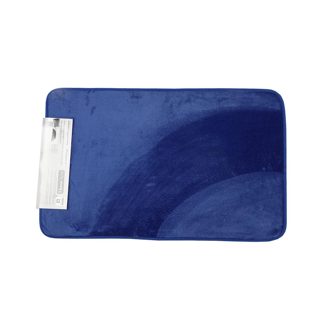 دعسة ناعمة إسفنجية لباد مقاس 79×50 سم لون أزرق متجر 15 وأقل