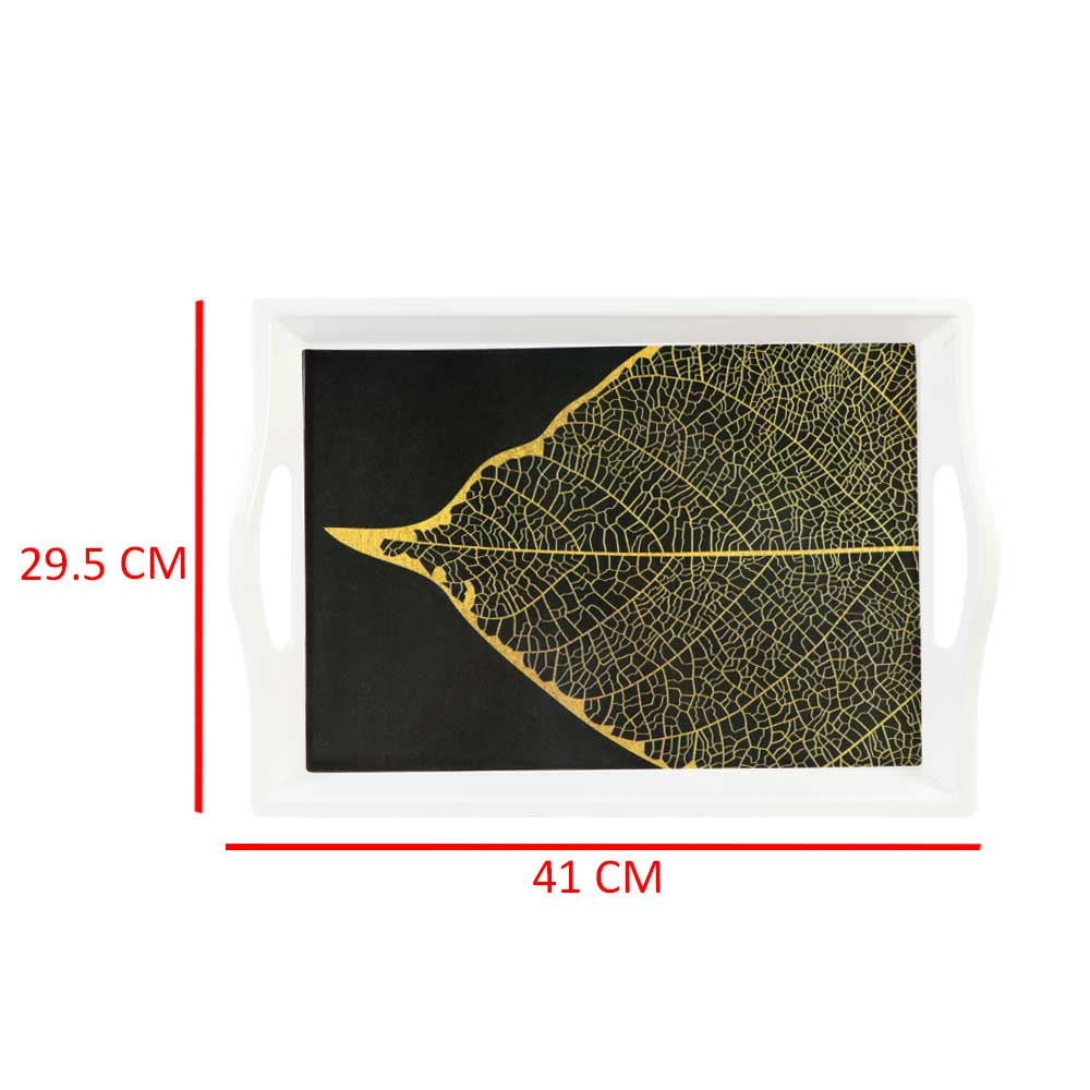 Melamine Tray Rectangular Model 1 متجر 15 وأقل