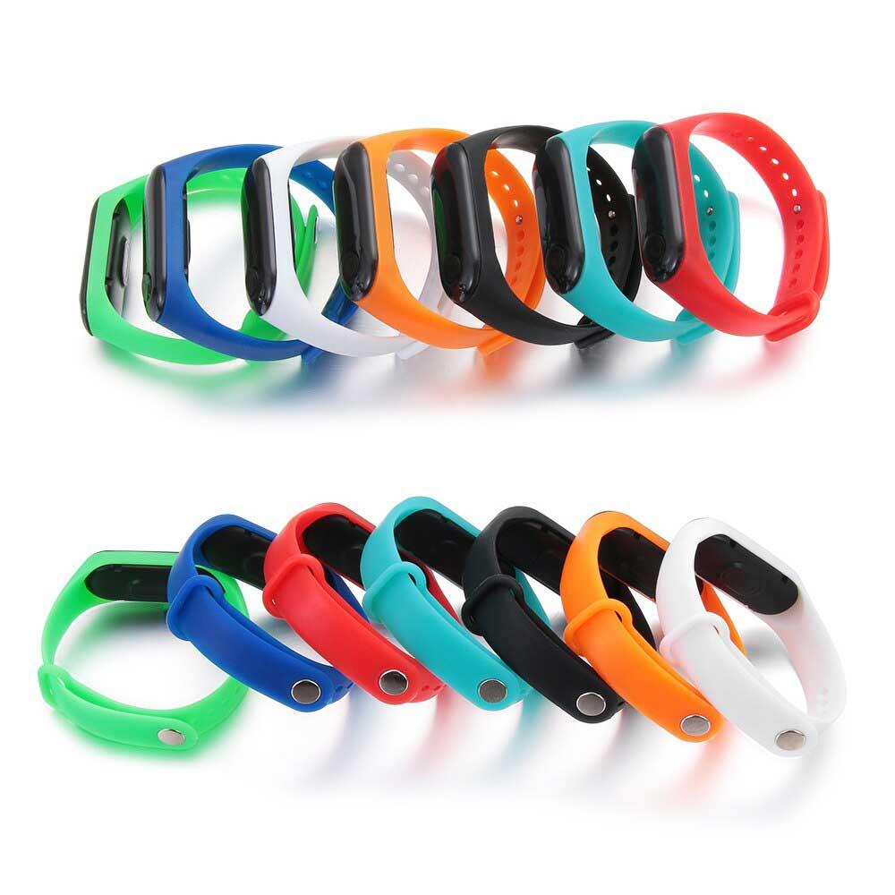 ساعة يد سيليكون رياضية للأطفال لون سماوي متجر 15 وأقل